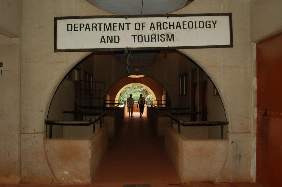 Department of Archaeology and Tourism
